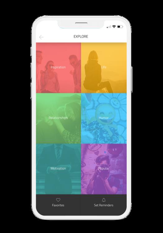 Instil App